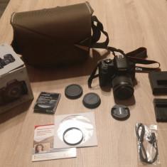 Canon EOS 750D DSLR 24.2MP cu obiectiv EF-S 18-55 si accesorii