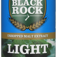 Black Rock extract de malt Light - pentru bere de casa, Blonda