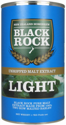 Black Rock extract de malt Light - pentru bere de casa foto