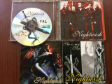 nightwish she is my sin best of compilatie cd disc muzica symphonic heavy metal