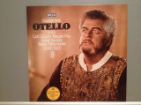 VERDI – OTELLO – HighLights - dir.Georg Solti ( 1978/DECCA/RFG) - VINIL/ca Nou, decca classics