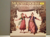 MOZART – THE ABDUCTION FROM SERAGLIO – 3LP BoxSet (1975/POLYDOR/RFG) - VINIL/NM, Deutsche Grammophon