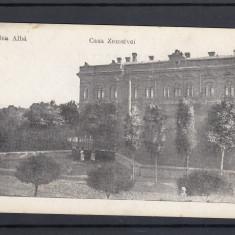 MOLDOVA  BASARABIA  CETATEA ALBA   CASA  ZEMSTVEI