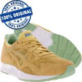 Pantofi sport Asics Gel Lyte 5 pentru femei - adidasi originali, 36, Piele intoarsa