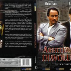 Arhitectul diavolului, DVD, Romana