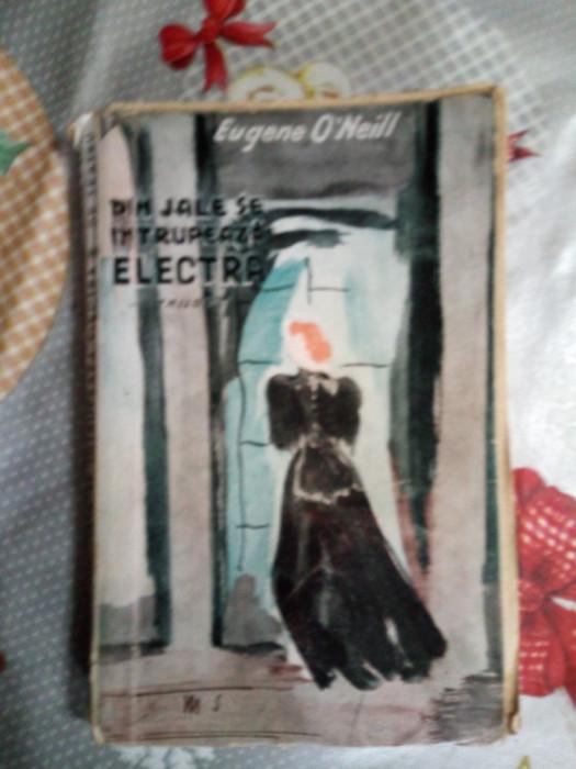 Din jale se intrupeaza Electra-Eugene O'Neill