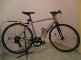 Bicicleta cursiera B'Twin Triban 100, 28, 7