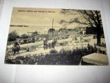 CP-Excursie Walroth Posdam Wannsee cu masini epoca mari de transport persoane.