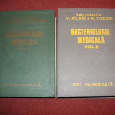 Bacteriologie Medicala - Sub Redactia V. Bilbie, N. Pozsgi