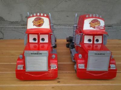 Mack Disney Pixar / Mack Mattel Mega cca. 25 cm foto