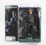 Figurina Terminator Arnold Schwarzenegger T-800 18 cm NECA Battle