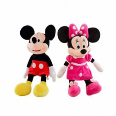 Set Minnie si Mickey Mouse 20 cm