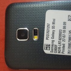 Samsung Galaxy S5 mini original impecabil + folie sticla