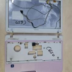 Dezmembrez laptop TOSHIBA L650 piese componente carcasa