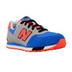 Pantofi Copii New Balance 015 KL574WJP, 32.5, 35, Gri