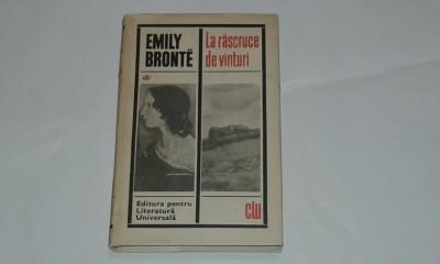 EMILY BRONTE - LA RASCRUCE DE VANTURI cartonata foto