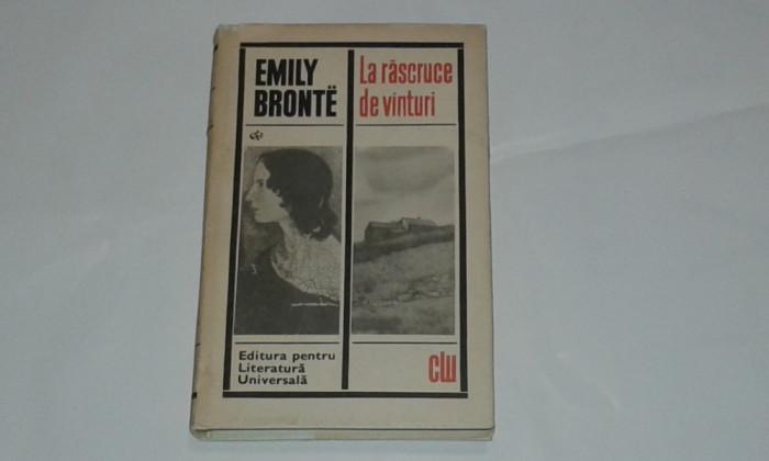 EMILY BRONTE - LA RASCRUCE DE VANTURI cartonata