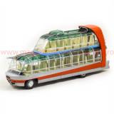 Autobuzele lumii stars nr.9 - Citroen Currus Cityrama - 1955, 1:43, Hachette