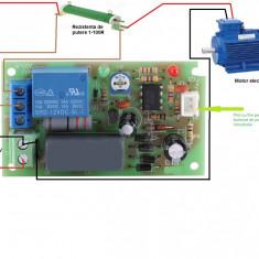 RELEU SOFT STARTER ptr. pornire fara socuri a motoarelor electrice