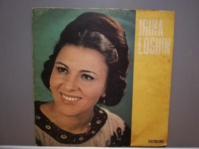 IRINA LOGHIN  -  ALBUM (EPD 1212/ELECTRECORD) - VINIL/RAR/stare F.Buna foto