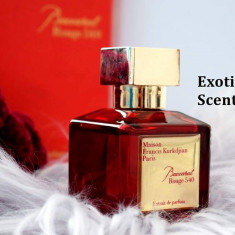 Parfum Original Maison Francis Kurkdjian Baccarat Rouge 540 +CADOU, 70 ml