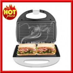 Sandwich Maker HY-805 750W Alb