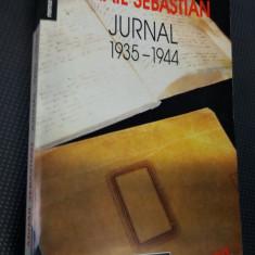 MIHAIL SEBASTIAN JURNAL 1935-1944