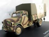 Schuco Opel Blitz 3t World War II truck 1942 1:43