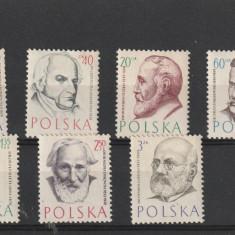 Personalitati poloneze,Polonia., Nestampilat