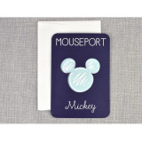 Invitatie botez Mickey Pasaport 15705