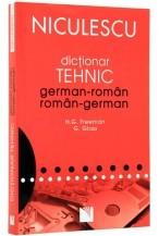 Dictionar tehnic german-roman/roman-german foto