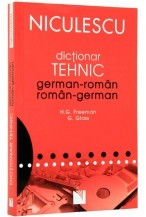 Dictionar tehnic german-roman/roman-german