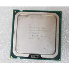Procesor Intel Core 2 Duo E7400 2.8GHz, socket 775 - poze reale