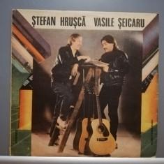 Hrusca & Seicaru  - Album (EDE 03445/ELECTRECORD) - Vinil/stare :VG+