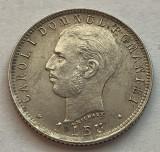 1 Leu 1906 Argint, Romania a UNC/UNC