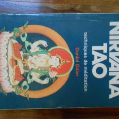 Nirvana Tao, techniques de meditation, Daniel Odier, editura Robert Lafont