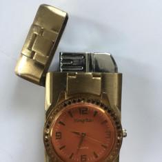 Bricheta anti-vant cu ceas