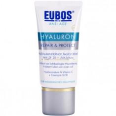 Eubos Hyaluron crema protectoare impotriva imbatranirii pielii SPF 20