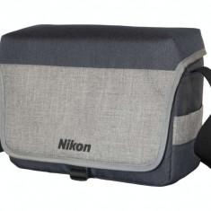 Geanta Nikon DSRL, Gri