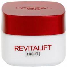 L'Oréal Paris Revitalift crema de noapte pentru fermitate si contur pentru toate tipurile de ten