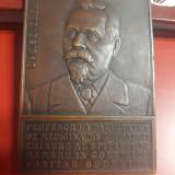 Placheta medicina Dr. Severeanu 1910 RARA