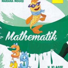 Matematik IV. Klasse / Matematică. Manual Clasa a IV-a (Limba germană)
