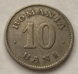 10 Bani 1900 Cu-Ni, Romania XF, Cupru-Nichel