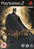Batman Begins -  PS2 [ Second hand], Actiune, 18+, Single player