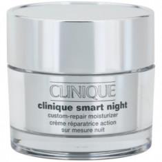 Clinique Clinique Smart Crema de noapte hidratanta anti-rid ten uscat si mixt