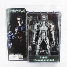 Figurina Terminator  T-800 18 cm NECA Endoskeleton