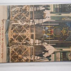 Carte postala, litografie, circulata, 1904, Judaica, Printata