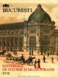 Bucuresti  Materiale de Istorie si Muzeografie