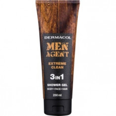 Dermacol Men Agent Extreme Clean gel de dus 3 in 1
