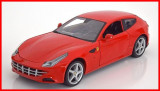 Macheta FERRARI FF 2012 (scara 1/18) Hot Wheels, 1:18